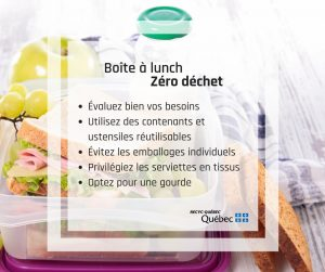 Infographie_Boite à lunch zero dechet